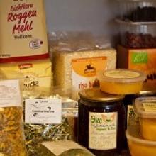 Эко и био продукты. Время красоты не ждет